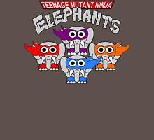 Teenage Mutant Ninja Elephants Unisex T-Shirt