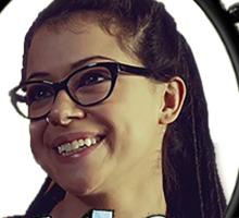 Cosima Niehaus Portrait 2 - Orphan Black Sticker
