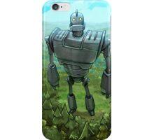 Iron Giant iPhone Case/Skin