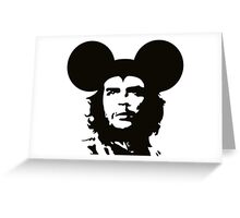 Che Mouse Greeting Card