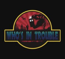 Time Lord is in trouble then by RooDesign
