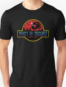 Time Lord is in trouble then T-Shirt