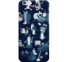 A Shared Flat for Wizards iPhone Case/Skin