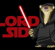 Lord Sid - Star wars/Ice Age by Gamusaur