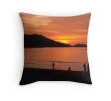 phuket Throw Pillow