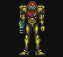 Super Metroid by vedard