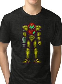 Super Metroid Tri-blend T-Shirt