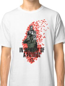 In Memory of a Patriot Classic T-Shirt