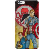 Captain America The First Avenger iPhone Case/Skin