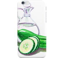 Happy Pickles iPhone Case/Skin
