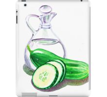 Happy Pickles iPad Case/Skin