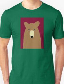 GRIZZLY BEAR PORTRAIT T-Shirt