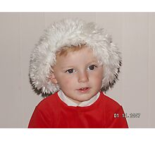 Kyden Wishing you a Merry Christmas for 2007 Photographic Print