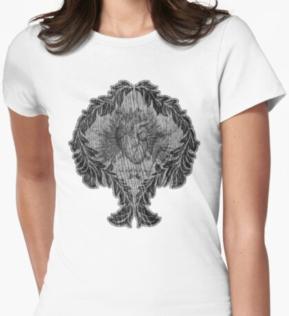 the tell tale heart : black ink edition T-Shirt