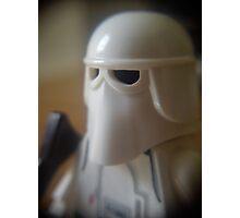 Snowtrooper Photographic Print