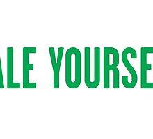 Kale Yourself  by littlebrynne