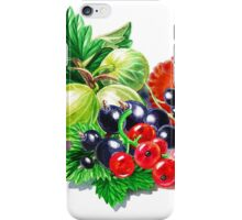 Very Very Berry  iPhone Case/Skin