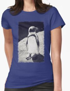 Penguin Womens Fitted T-Shirt