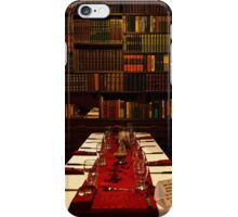 The Library At Joe's iPhone Case/Skin