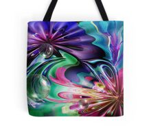 Just Colours and Bubbles Tote Bag