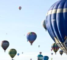 Air balloons Sticker
