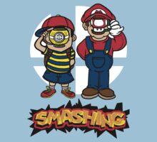 Smashing- B Kids Tee
