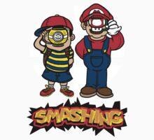 Smashing- B One Piece - Short Sleeve