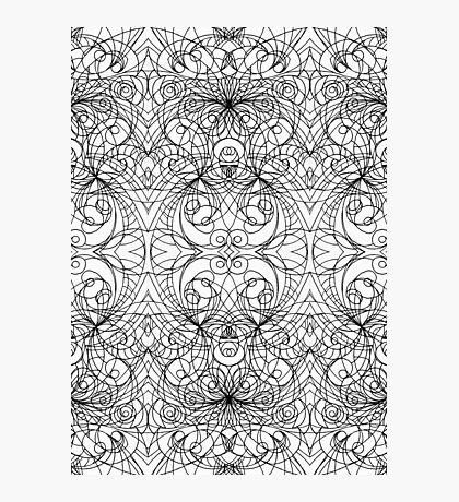 Indian Style Photographic Print