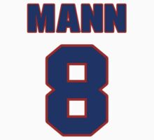 National Hockey player Jimmy Mann jersey 8 by imsport