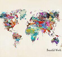 a beautiful world by bri-b