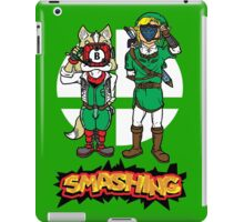 Smashing- X iPad Case/Skin