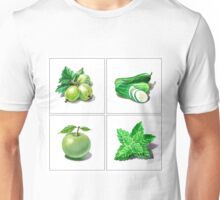 Green Vitamins Unisex T-Shirt