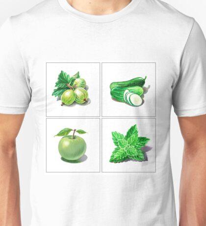 Green Vitamins Unisex T-Shirt