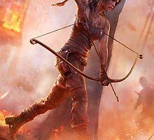 Tomb Raider by Lingua94