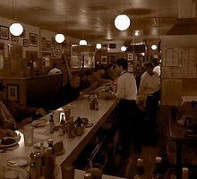 Original Pantry, Los Angeles diner. 2006 by David Collopy