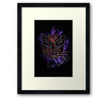 Autobots Abstractness version 2.0 Framed Print