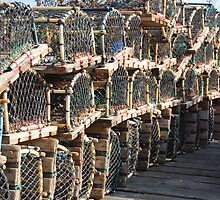Lobster pots by mhensby