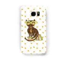 Smart Kitty Samsung Galaxy Case/Skin