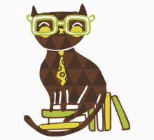 Smart Kitty One Piece - Long Sleeve