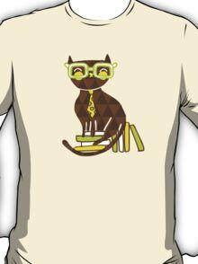 Smart Kitty T-Shirt