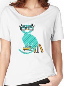 Smart Kitty Women's Relaxed Fit T-Shirt