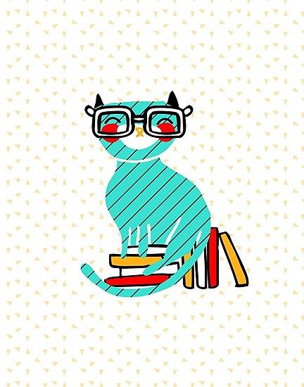 Smart Kitty by thekitschycat