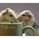 Coffee together :) by Ellen van Deelen
