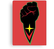 Unity & Revolution 3 Canvas Print