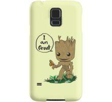 I am Groot Samsung Galaxy Case/Skin