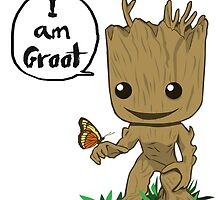 I am Groot by joysapphire