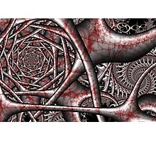 Arterial Steel Synapse Photographic Print