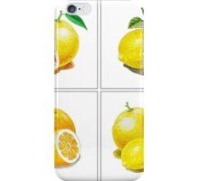 Vitamin C iPhone Case/Skin