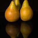 Pear-fect Trio by Anna Ridley