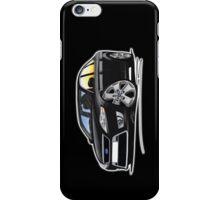 Ford Mondeo (Mk4) X Sport Black iPhone Case/Skin